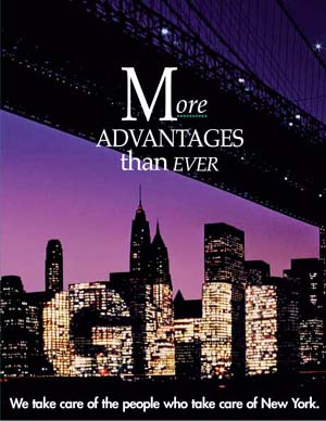 More Advantages than Ever - GHI - We take care of the people who take care of New York